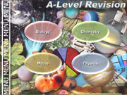 A-Level Revision Guide CD-ROM series