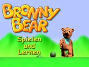 Bronny Bear Spielen und Lernen CD-ROM