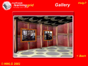 North West Learning Grid - 3D Shockwave online gallery