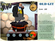 Old Git Wine game in Flash