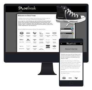 Shoefreak, your one stop resource for branded shoes and footwear
