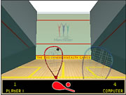 3D Shockwave squash game for Commonwealth Games