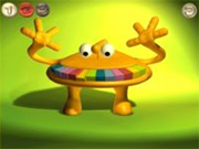 Plonsters Activity Centre CD-ROM