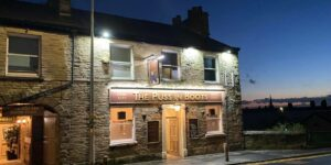 From a back street pub to a WordPress brochure site