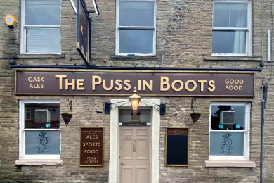 The Puss in Boots, Macclesfield