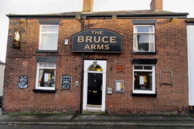 The Bruce Arms, Macclesfield